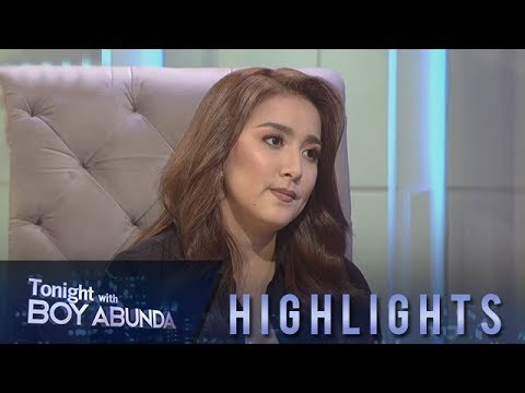 TWBA: Ara decides to keep silent on the love triangle controversy involving her