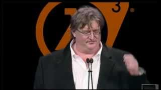 Gabe Newell trolled by PC gamers