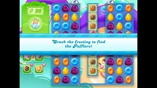 Candy Crush Jelly Saga Level 1211 (3 stars, No boosters)