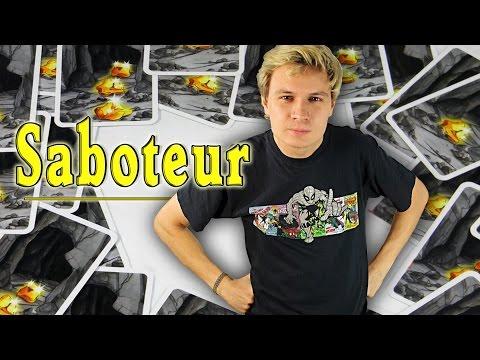 Обзор настольной игры Saboteur (Гномы-вредители, Саботёр)
