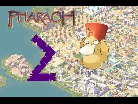 Pharaoh. Полное прохождение. Миссия 2. Танис