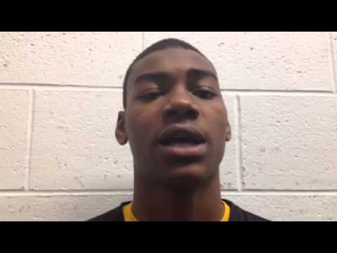 Louis Adams Talks Junior Year & Recruiting