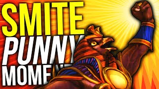SMITE PUNNY MOMENTS! (BEST OF Smite Puns)