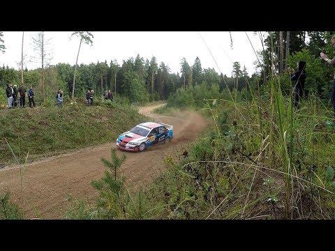 DHL Rally Elektrėnai: Day 2