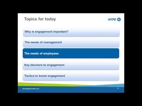 HYPE Webinar: Driving Engagement in Enterprise Innovation