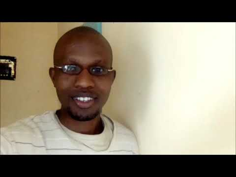 African Mystro- How to be a Kenyan Lawyer
