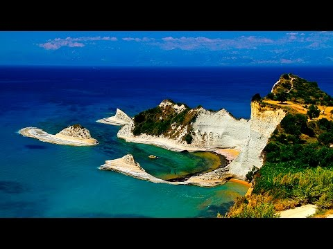 Corfu Island - Best Places to Visit in Greece HD