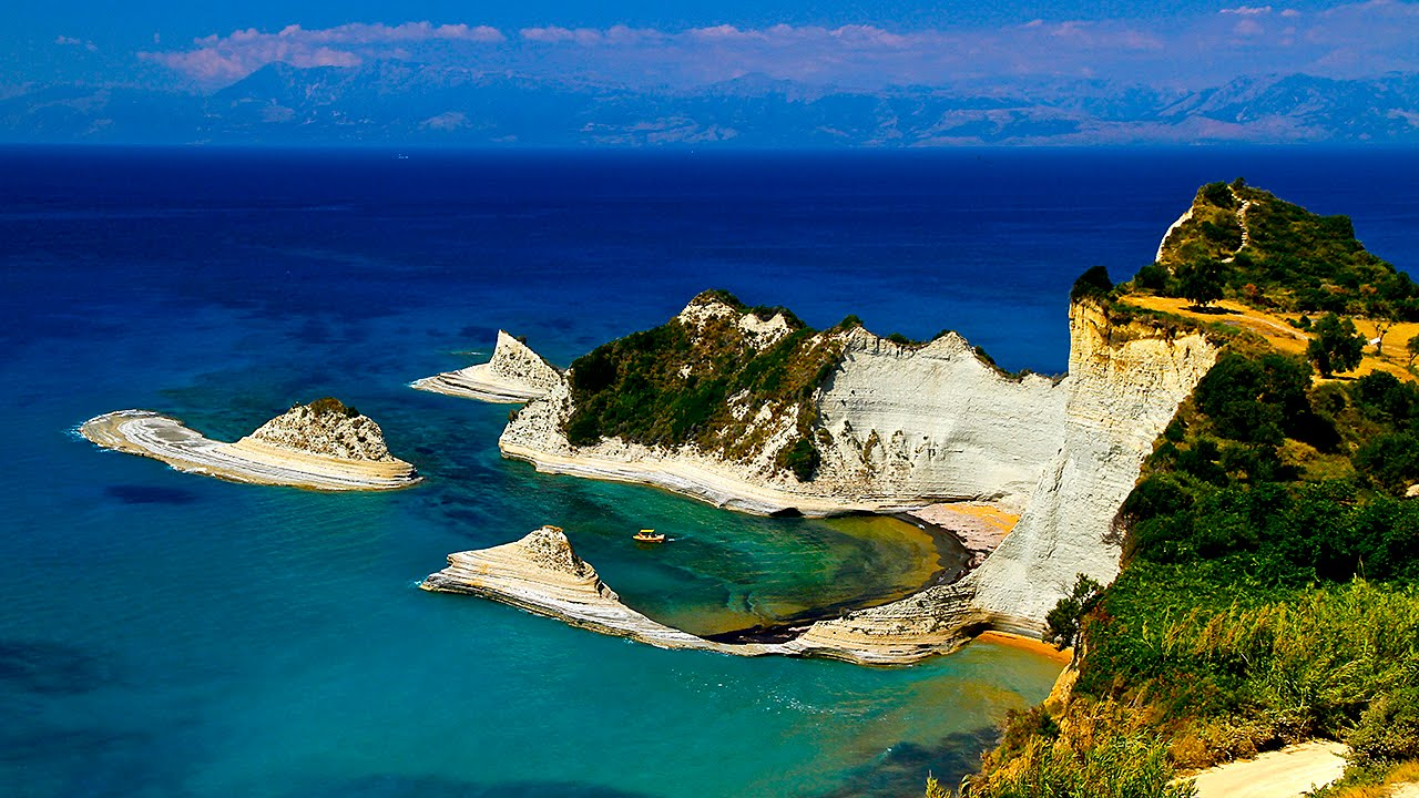 Corfu Island Best Places To Visit In Greece Hd