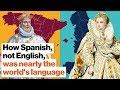 How Spanish, not English, was nearly the world's language   John Lewis Gladdis