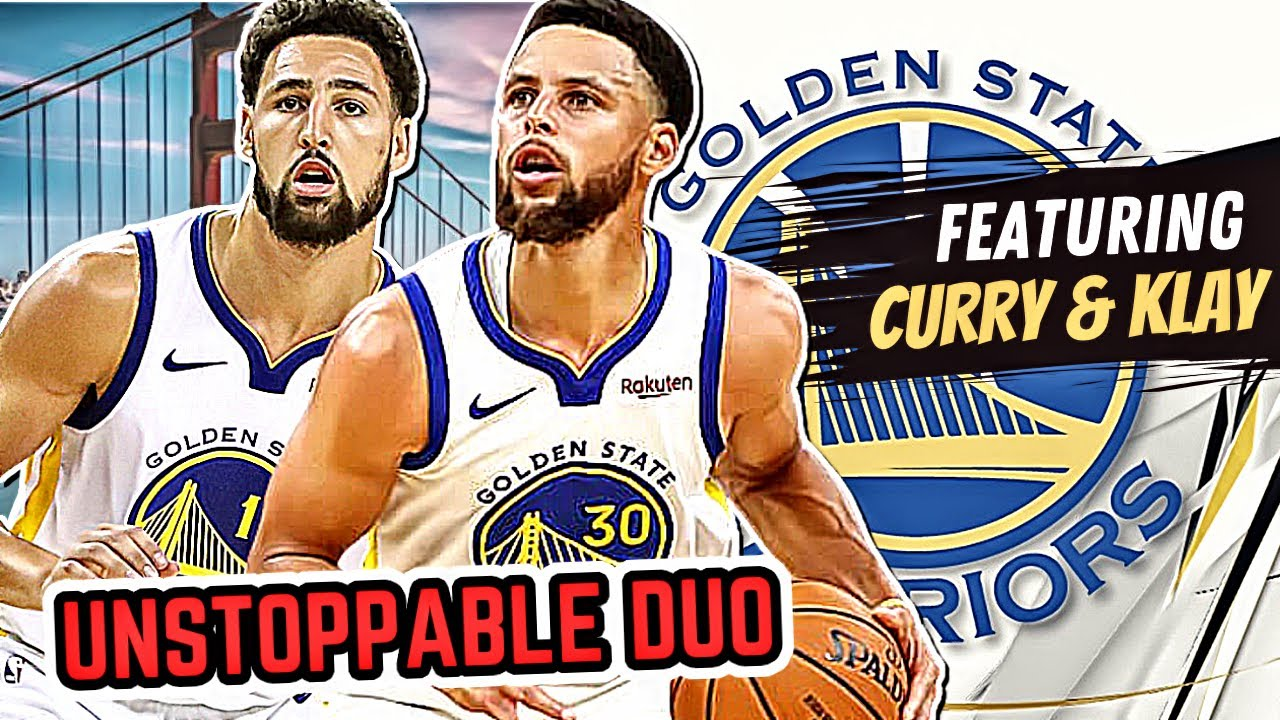 The Untold Story Of Stephen Curry & Klay Thompson