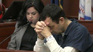 Ex-USA Gymnastics doc Larry Nassar faces assault victims