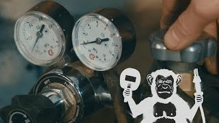 Территория сварки - сварка полуавтоматом | MIG welding basics(Знакомство с полуавтоматической сваркой. Если вы захотите приобрести модель представленную в видео, при..., 2016-01-09T22:07:39.000Z)