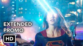 "Supergirl 2x13 Extended Promo ""Mr. & Mrs. Mxyzptlk"" (HD) Season 2 Episode 13 Extended Promo"