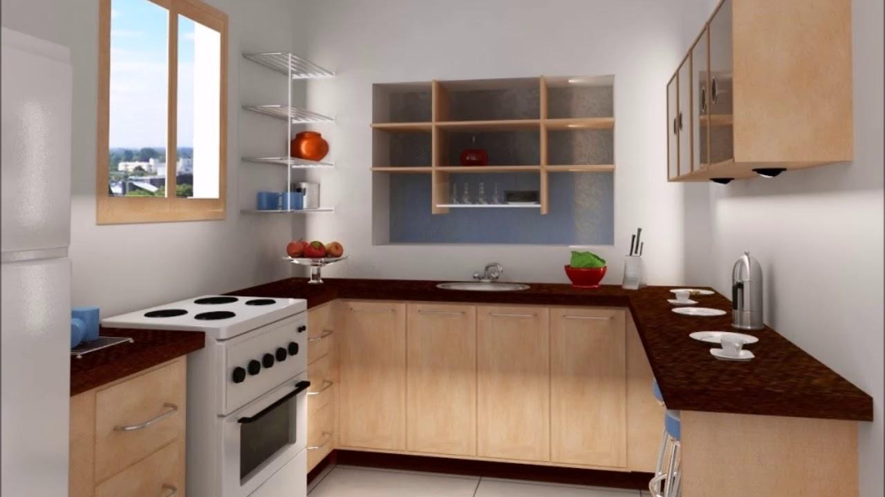 Ide Dapur Kecil Untuk Rumah Tipe 36 Youtube
