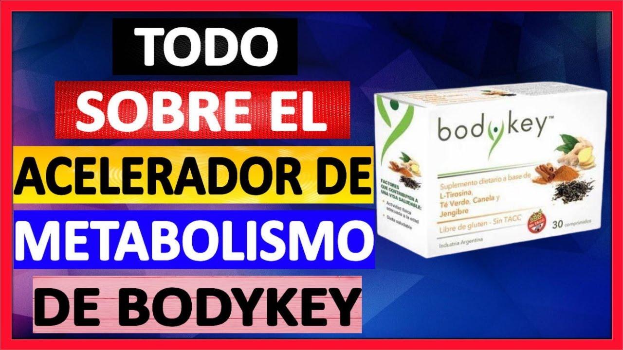 ✅Todo sobre el ACELERADOR DE METABOLISMO de Bodykey de Amway ✅Bajar de peso con Bodykey