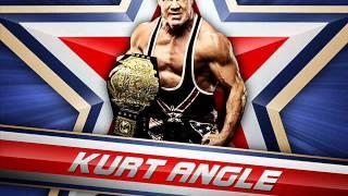 Скачать Quot Medal Quot By Jim Johnston Kurt Angle WWE Theme Song