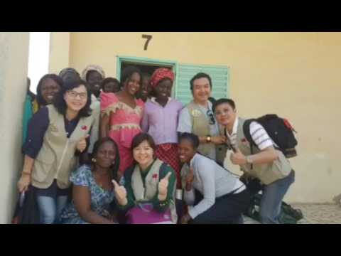 塞內加爾 Senegal medical service