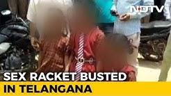Girls Below 10 Given Hormonal Injections In Telangana Sex racket