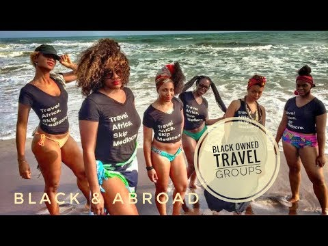 Black People Create Travel Groups Now