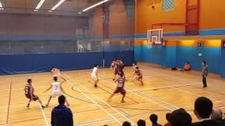 陳瑞祺對可立中學 2015—2016年度 B組 Part1