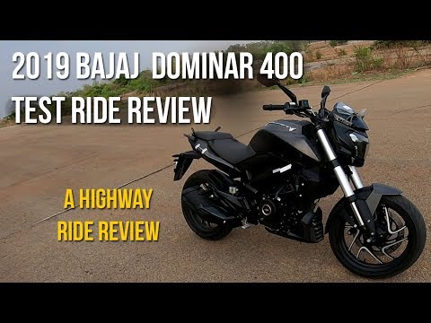 2019 Dominar 400 UG First Ride Review
