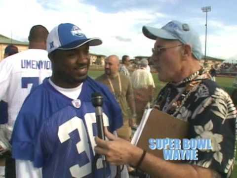 Super Bowl Wayne: Pro Bowl 2008 Part 2 of 6
