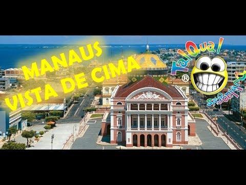 Manaus Vista de Cima (Vídeo original da RA Films) - Narração Tal Qual