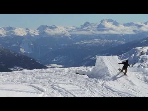 Burton Backcountry Snowboarding