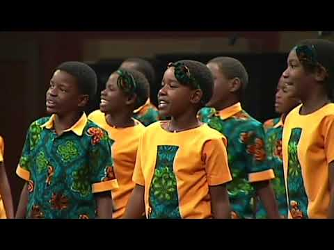 4-22-2018 - Daraja Children's Choir of Africa