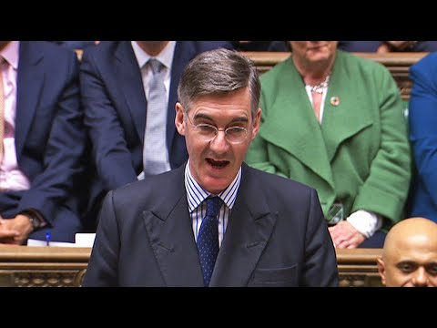 Watch again: Government table motion for General Election