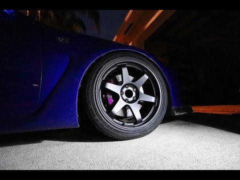 Am I a Ricer for Plastidipping Volk TE37's?