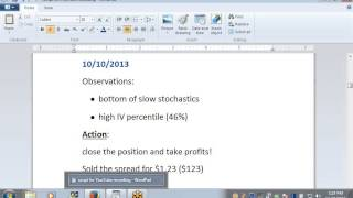 Put Options Lesson 11: How To Make Money When Stocks Go Down (debit put spread)