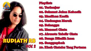 Rudiath RB - The Best Of Rudiath RB - Volume 2 (Official Audio Release)