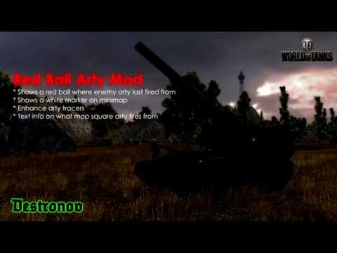 World Of Tanks Cheat: Red Ball Arty Aim Exposed