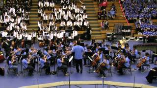 """Royal Court Dance"" by Moanalua Elementary School Orchestra@2012 Moanalua Complex Concert"
