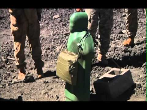 Military News - Sappers blowing open doors and IEDs on fake suicide bombers