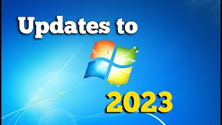 How to get Windows 7 Updates until 2023 - Windows 7 End of Life