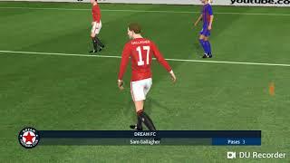 Sterling DREAM luige soccer 2018