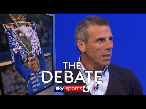 Are Italian managers the best in the Premier League? | Gianfranco Zola & Craig Bellamy | The Debate