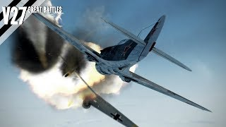 IL-2 Great Battles Crashes V27