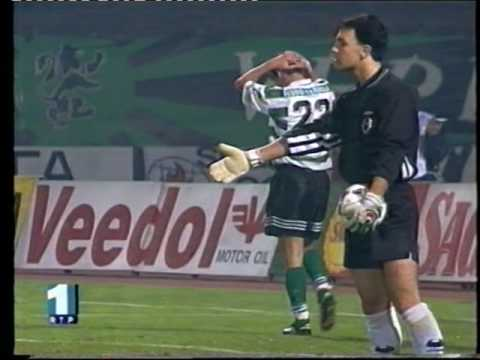 09J :: Braga - 1 x Sporting - 0 de 1996/1997