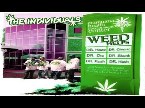 THE INDIVIDUALS - Weed Helps (Prod. by DJ 18 Clark) Audio