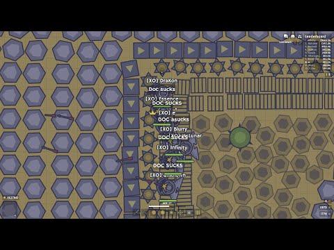 MooMoo.io - Undefeatable Base Defense! 100+ Kills (Pto's YT Isn't Dead?!?!?!)