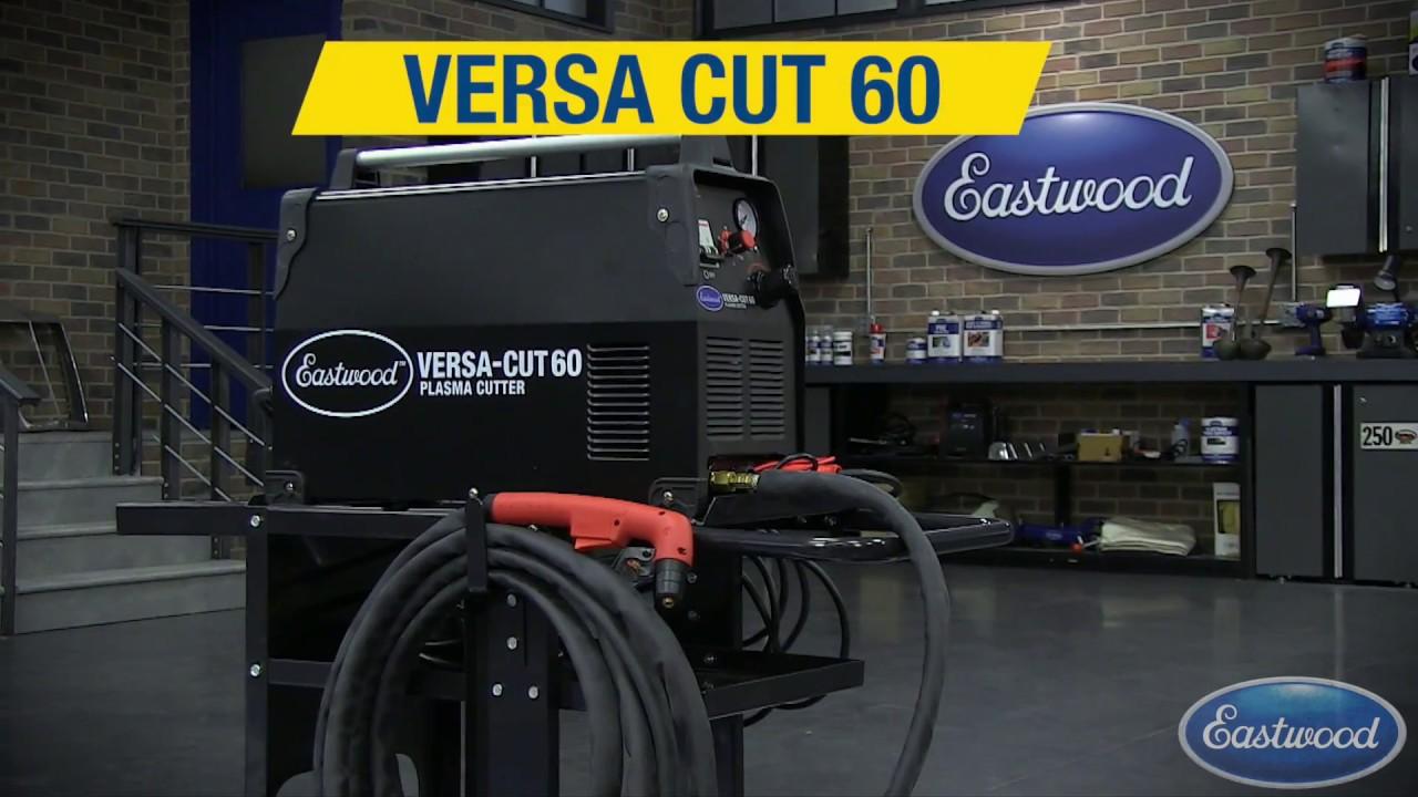 Eastwood Versa Cut 60-Amp Portable Plasma Cutter