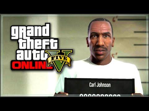 GTA 5 ONLINE : CJ DE RETOUR SUR GTA 5 ? @ROCKSTARGAMES : LA COMMUNAUTÉ A UN SOUHAIT !