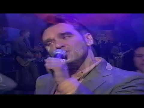 Morrissey Sunny Later With Jools Holland BBC
