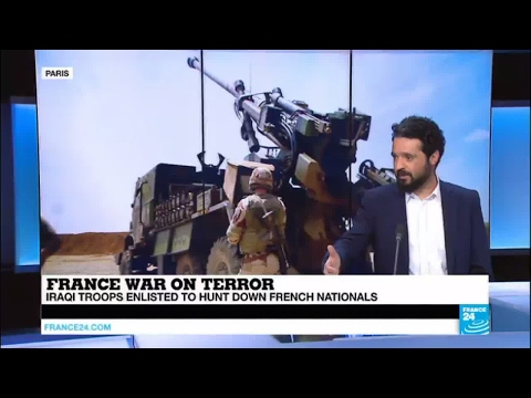 """Iraq and Syria: The Wall Street Journal claims that """"French special forces hunt French IS fighters"""""""