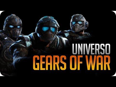 Universo Gears of War - Familia Carmine - YouTube