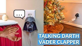 Talking Darth Vader Clapper