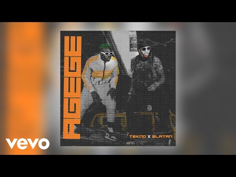 Tekno, Zlatan – Agege (Official Audio)